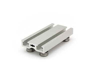 Linear Slide with 4 Casters 100mm Long, LWR 4-18