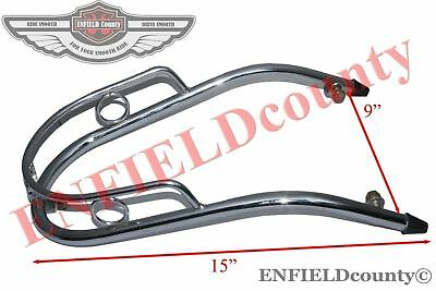 New Vespa Chromed Front Mudguard Bumper Vlb Vgl Super Sprint @aud