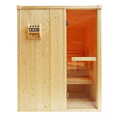 D2025 Oceanic Domestic Sauna Cabin