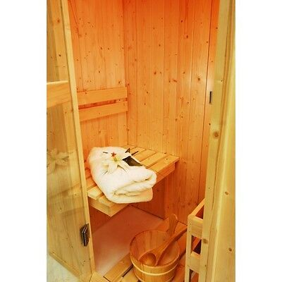D1020 Oceanic Domestic Sauna Cabin