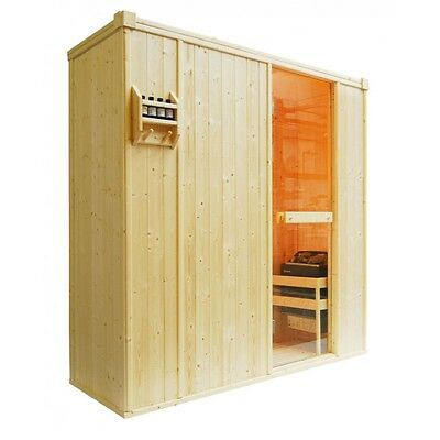 D1030 Oceanic Domestic Sauna Cabin