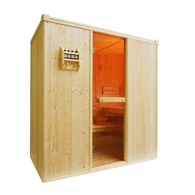 D1530 Oceanic Domestic Sauna Cabin
