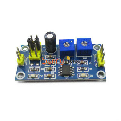 NE555 Pulse Generator Duty Ratio Adjustable Adjustable Small Signal Generator