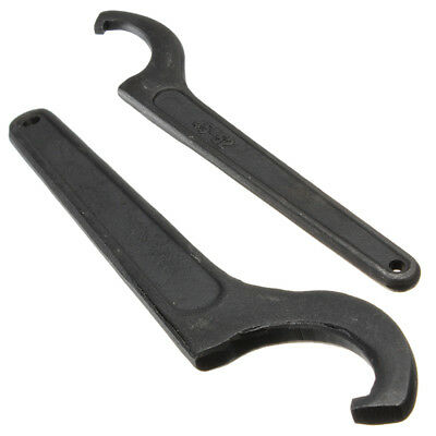 45-52mm Adjustable Hook Wrench C Spanner Milling CNC Drill Chuck Straight Shank