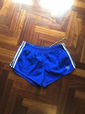 Pantaloncino Adidas Sprinter Shorts Running Glanz Sportose Vintage West Germany