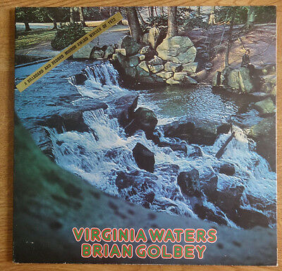 Brian Golbey, Virginia Waters LP, Pheonix Records