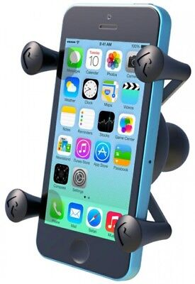 Ram Mount Universal  X Grip Cradle For Handheld Mobile Phone Small With Ball