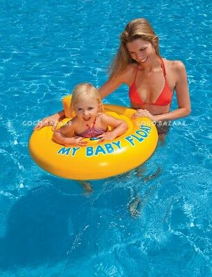 Intex 70cm My Baby Inflatable Swimming Pool Float 1311