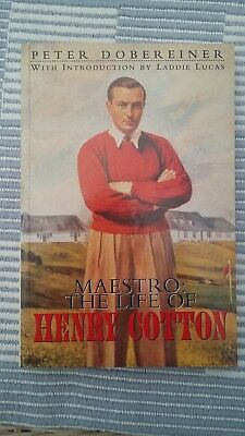 Maestro : The Life Of Henry Cotton