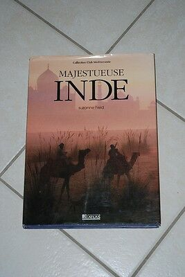 Majestueuse Inde Suzanne Held ISBN 9782731212549