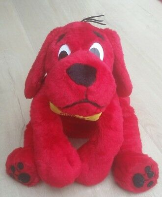 """Large Clifford the Big Red Dog Soft Toy by Scholastic 20"""""""