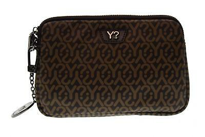 Y Not? donna pochette con polsino GU16 BROWN A17