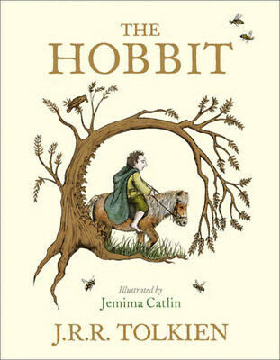 The Colour Illustrated Hobbit | J. R. R. Tolkien