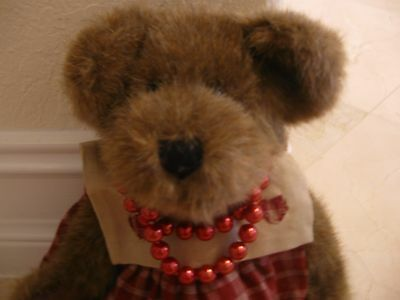 Boyds Bears Prudence Bearimore Teddy Bear - New With Tags