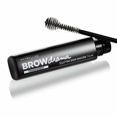 Maybelline Brown Drama Sculpting Brow Mascara