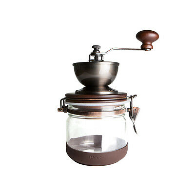 Hario Canister Coffee Mill – Handkaffeemühle – neues Modell