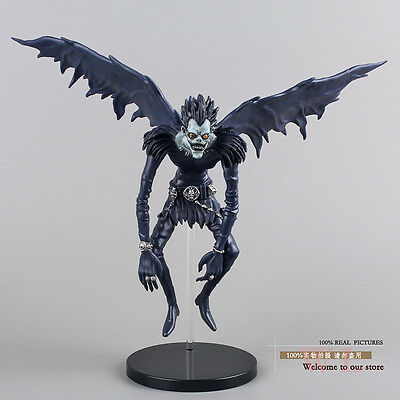 Action Figure Death Note 18 Cm Ryuk Statue Elle Misa L Manga Anime