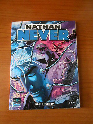 NATHAN NEVER n.310 marzo 2017 - fumetto d'autore