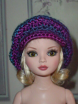 Handcrafted Slouch Doll Hat Tonner Ellowyne Amber Lizette  Beaked