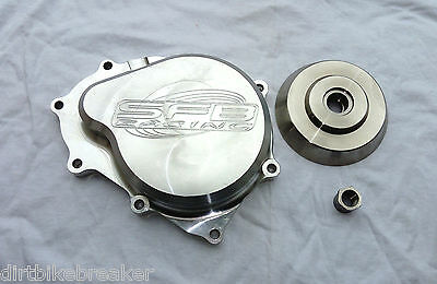 Yamaha YZF 250 (2003-2013) SFB Racing 11oz Med Flywheel Weight + Ignition Cover