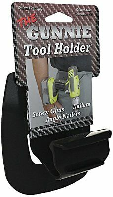 Cordless Drill Hook The Gunnie Tool Holder  (By Far Best Holster out there Yet!)