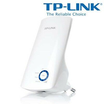 NEW TP-LINK TL-WA850RE N300 Universal WiFi Range Extender Wi-Fi Repeater