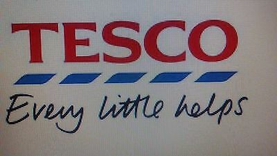 Tesco Coupons Save £7-00 From Your Weekly Shop ** 1 Day Listing Only **