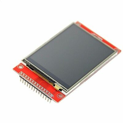 TFT LCD Display Touch Panel SPI Serial 240*320 ILI9341 5V/3.3V STM32 2.8