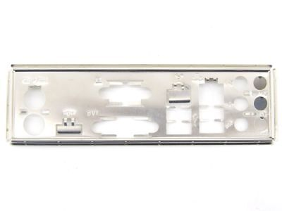 MSI P6NGM-FIH PC Motherboard I/O Shield Backplate connector panel MS-7366 K9N6GM