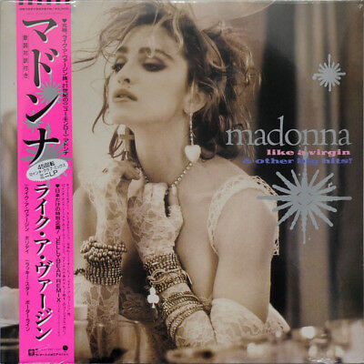 """MADONNA - Like A Virgin & Other Big Hits! RSD Record Store Day 12"""" Vinyl NEW SS"""