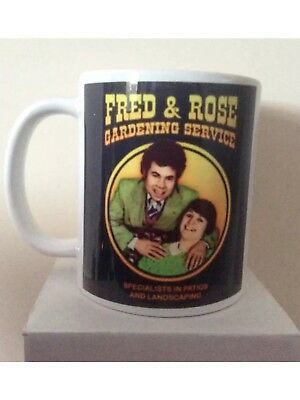 Fred And Rose West Comedy Offensive Mug Rolf Harris And Friends