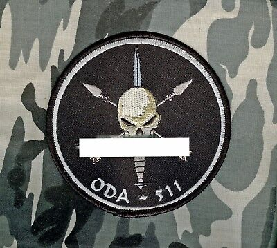 USA Special Forces Operational Detachment A-511, Company A, 1st Battalion, 5th S