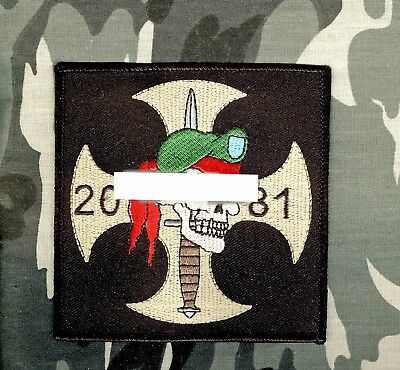 USA Special Forces Operational Detachment A-2081, Company B, 3rd Battalion, 20 S