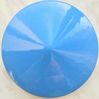 MIRROR GLOSS FORD LIGHT BLUE Powder Coating Paint, 1Lb/450g