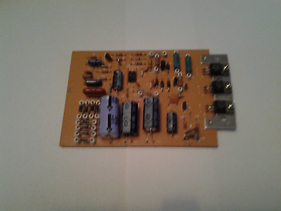 Main Amp for Bell Howell 1692 & 1693 16mm projector