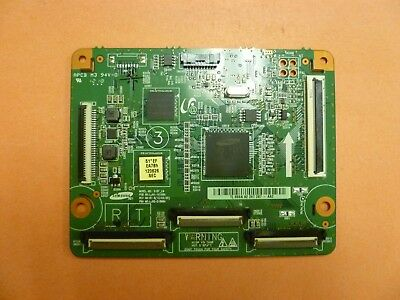 Samsung Plasma Tv Logic Board Lj41-10169A Lj92-01866A From Pn51E550 Pn51E530