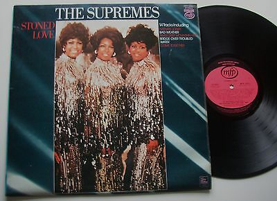THE SUPREMES: Stoned Love (MFP)  LP
