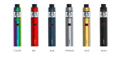 Stick X8 is the newest pen style starter kit from SMOK,many colours,free del.