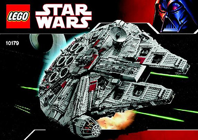 Lego 10179 UCS Millennium Falcon Manual