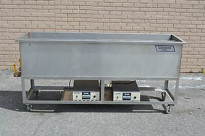 Ultrasonics International Linear 6' Ultrasonic Cleaner