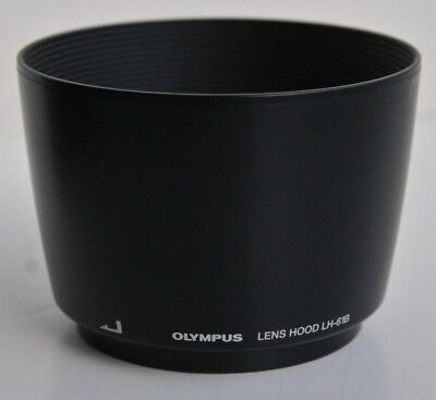 GENUINE OLYMPUS LH-61B LENS HOOD - Excellent-fits the 40-150 mm F 3.5-4.5
