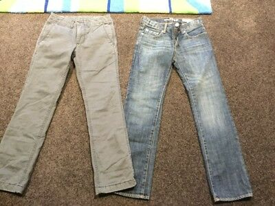 Boys GAP Jeans and Chinos Size 12