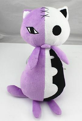 Panty and Stocking with Garterbelt Honekoneko Kitty Cosplay Plush Doll Toy 12""