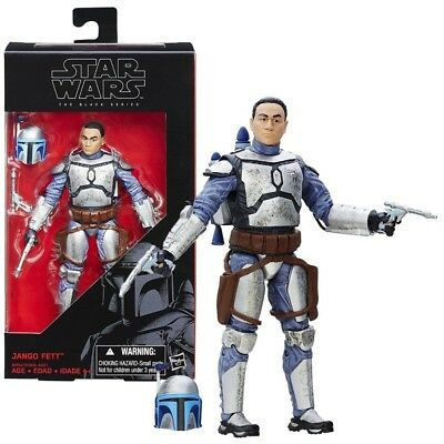 Star Wars The Black Series - #15 Jango Fett Figure - B2552