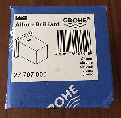 Genuine Grohe Spa Allure Brilliant Shower Outlet Elbow 1-2 Inch - 27707000