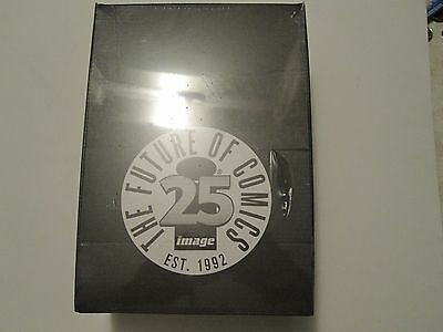 IMAGE COMICS 25th anniversary BLIND BOX limited to 1992 SEALED unopened VARIANTS