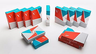 Virtuoso Playing Cards SS15
