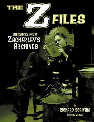 The Z Files: Treasures from Zacherleys Archives