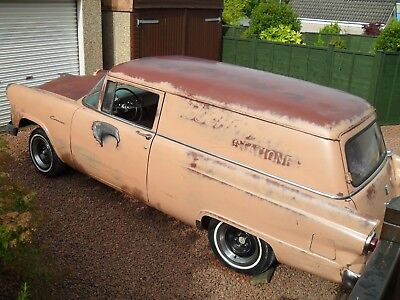 1955 Ford Courier Sedan Delivery