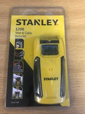 Stanley Intelli Stud Sensor 200 Wall Scanner